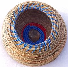 pine needle bracelets | Pine Needle Basket Kits For Coiling How To Make