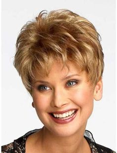 15  Short Hair Cuts for Women Over 40 | http://www.short-haircut.com/15-short-hair-cuts-for-women-over-40.html
