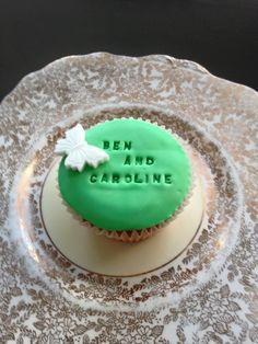 wedding favour cupcakes