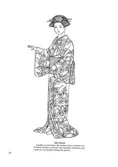 Japanese Coloring Pages | ... japanese fashions 26 next image japanese fashions 28 japanese fashions