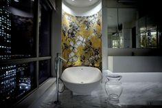 Antique Bathroom Design listed in: Bathroom Color Schemes Ideas for a Small Bathroom case and then Elegant Bathroom Decor Ideas case