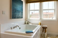 Denton Developments | Coastal Plantation  Watch the cinematic video for this photo. Click the tags on the full-sized image to see this photo in motion!  #bathroomidea #bathtub #showerroom