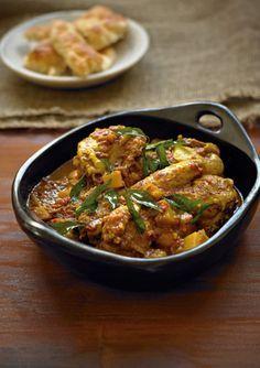 Murdoch Recipe.....Indian Style Chicken Curry
