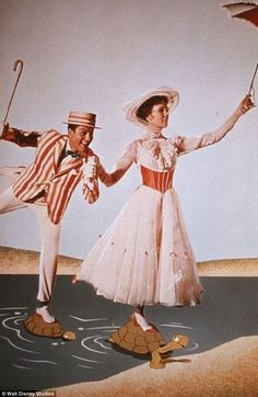 Mary Poppins among 25 films to be preserved for future generations ...