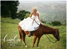 Cowgirl Bride