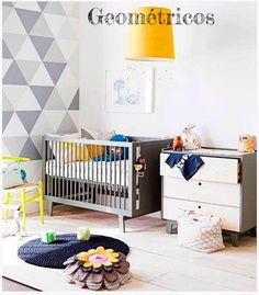 7 temas neutros para quartos de bebê