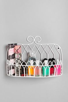 Urban Outfitters Wall Caddy Shelf (would be great for my makeup & beauty nook in the bedroom)