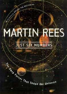 just six numbers by martin rees
