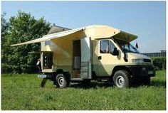 Iveco Single Cab Camper
