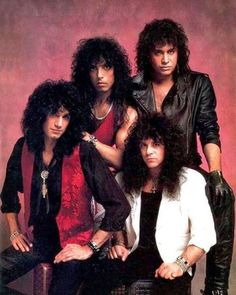 """Unreleased KISS song """"Sword And Stone"""" from 'Crazy Nights' era - Sleaze Roxx Kiss Crazy Nights, Kiss Records, Kiss Songs, Kiss World, Gene Simmons Kiss, Kiss Members, Kiss Images, Eric Carr, Peter Criss"""