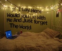 I want to do something like this on my wall.
