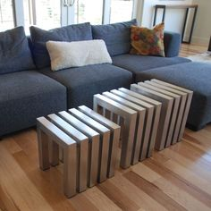 Linear Cube Tables