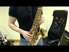 ▶ Easy Songs for Saxophone to impress your friends with (Saxophone Lessons BC108) - YouTube