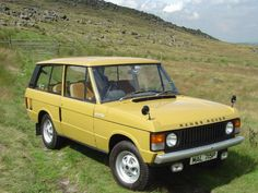 Land Rover Range Rover 3 door 1970-1985