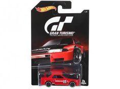 Carrinho Hot Wheels Gran Turismo - Nissan Skyline - Mattel