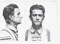 Charlie Mays.  A principal in the Cherryvale, KS Bank robbery in 1926.  He and his partner Lee Flournoy met their end in the gun battle at Picher, OK in July 1926