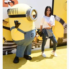 More photos of Becky attending the premiere of Universal Pictures and Illumination Entertainment's 'Despicable Me 3' at The Shrine Auditorium on June 24, 2017 in Los Angeles, California.