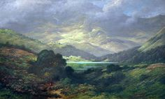 Scottish Highlands - Gustave Dore