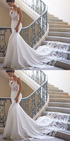 weddingdress meerjungfrau 22 Mermaid Wedding Dresses To Excite You