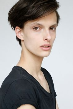 Attila Sarkozi - courtesy Icon Model Management