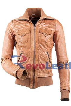 Christmas special offers Leather Jackets Men Women by UK leather factory Leather Fashion, Leather Men, Biker Leather, Designer Leather Jackets, Leather Factory, Vogue, Stylish Jackets, Distressed Leather, Casual Street Style