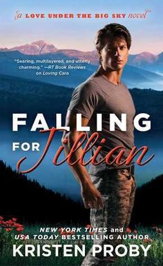 Falling for Jillian by Kristen Proby. Amazon: http://www.amazon.com/Falling-Jillian-Love-Under-Book-ebook/dp/B00LD1ORIG/ref=sr_1_1?ie=UTF8&qid=1419852422&sr=8-1&keywords=falling+for+jillian+kristen+proby   B&N: http://www.barnesandnoble.com/w/falling-for-jillian-kristen-proby/1119883994?ean=9781476759388   Kobo: http://www.kobobooks.com/ebook/falling-for-jillian/book-xNgHxqbkMEm4LoIU5qHKWg/page1.html   iTunes: https://itunes.apple.com/us/book/falling-for-jillian/id894614856?mt=11