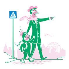 HSL – Illustrations in collaboration with Vesa Sammalisto