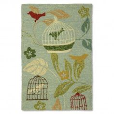 Birdcage Rug Collection | Sturbridge Yankee Workshop