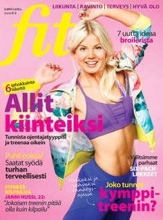 Fit numerossa ihana Janni Hussi I Kuva Mika Pollari I www. Joko, Fitness