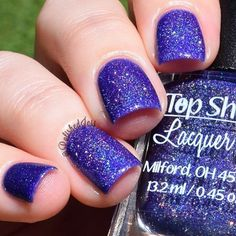 Top Shelf Lacquer: Sweet Berry Sangria