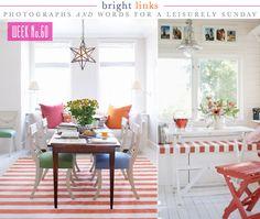 Sunday's Bright Links No. 60: Orange Stripes