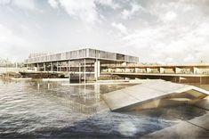 Woods Bagot Unveils Public Jetty Design for South Australia,Courtesy of Woods Bagot