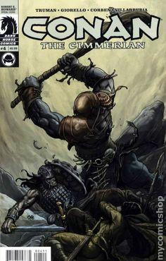 Conan the Cimmerian (2008 Dark Horse) 4