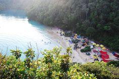 #Sempu Island Indonesia