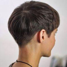 Has Haircut – Hair Style Short Pixie Haircuts, Pixie Hairstyles, Short Hair Cuts, Quick Hairstyles, Braided Hairstyles, Hair Inspo, Hair Inspiration, Grunge Hair, Hair Today