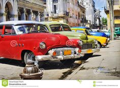 Colorful Havana Cars - Download From Over 29 Million High Quality Stock Photos, Images, Vectors. Sign up for FREE today. Image: 11473293