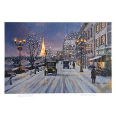 Effektvoll leuchtendes LED-Wandbild Paris Jetzt bestellen unter: https://moebel.ladendirekt.de/wohnzimmer/tv-hifi-moebel/tv-waende/?uid=8232ea92-a28c-5c4b-b754-0b0de09efc67&utm_source=pinterest&utm_medium=pin&utm_campaign=boards #tvwaende #wohnzimmer #tvhifimoebel Bild Quelle: www.lampenwelt.de