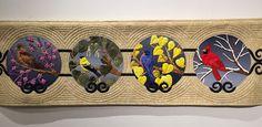 Bird Plate Collection by Joann Webb