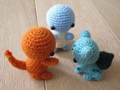 Pokemon Charmander Amigurumi Crochet plush by SugarYarnStore