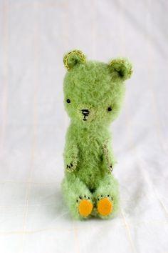 Green Teddy