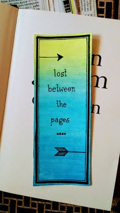 Bookmarks Quotes, Bookmarks For Books, Creative Bookmarks, Paper Bookmarks, Cute Bookmarks, Watercolor Bookmarks, Handmade Bookmarks, Corner Bookmarks, Handmade Gifts