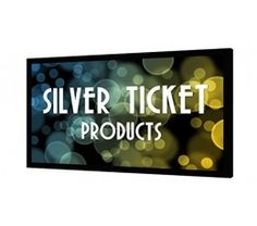 Silver Ticket Diagonal Ultra HD Ready HDTV Piece Fixed Frame) Projector Screen. out of 5 stars via ratings See Buy Options in Video Projection Screens Home Projector Screen, Cinema Projector, Projection Screen, Outdoor Projector, Home Theater Setup, Best Home Theater, Theatre, Blender 3d, Ticket Cinema