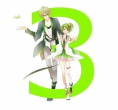 Idol Anime, Anime Art Girl, Anime Siblings, Anime Couples, Cute Anime Guys, Anime Love, Anime Chibi, Manga Anime, Tsukiuta The Animation