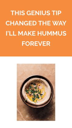 This Genius Tip Changed The Way I'll Make Hummus Forever | Cooking from Shaya: An Odyssey of Food, My Journey Back to Israel, by Alon Shaya with Tina Antolini, we discovered a new technique for making the smoothest hummus.