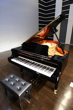 .This is a Magnificent Grand Piano http://pinterest.com/cameronpiano