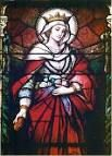 Saint Elizabeth of Hungary...One of my favorite saints  and my Confirmation name!