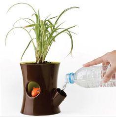Quattro Self Watering Hanging Basket | *Gardening U003e Pots U0026 Planters* |  Pinterest | Planters