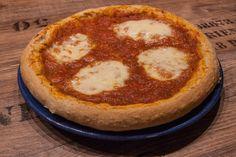 Rezept Vollkorn Pizza | Teil 3 | http://www.gut-schmecken.de/rezepte/vollkornteig-pizza #gutschmecken #vollkorn #pizza