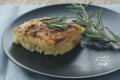 Sformato di patate e formaggi
