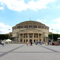 Jahrhunderthalle in Breslau. Unesco Welterbe in Polen #poland #polen #reisen #travel   #unesco #worldheritage #welterbe #weltnaturerbe #weltkulturerbe http://nicolos-reiseblog.de/unesco-welterbe/